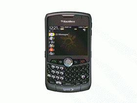黑莓8330