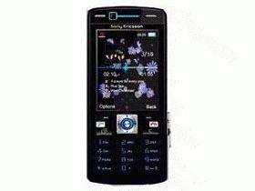 索尼爱立信K880i