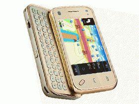 诺基亚 N97 Mini黄金版