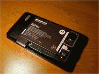 摩托罗拉XT865(DROID Bionic)
