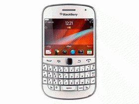 黑莓 9900 白色