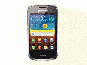 三星 S6500(Galaxy mini 2)