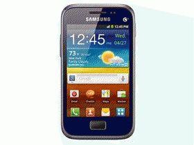 三星 S7508(Galaxy Ace Plus)